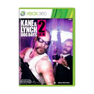 Jogo Kane & Lynch 2: Dog days - Xbox 360