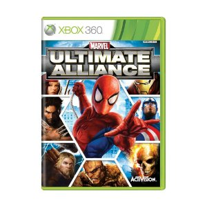Jogo Ultimate Alliance + Forza Motorsport 2 - Xbox 360
