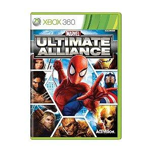 Jogo Ultimate Alliance + Forza Motorsport 2 - Xbox 360