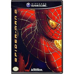 Jogo Spider-Man 2 - GameCube