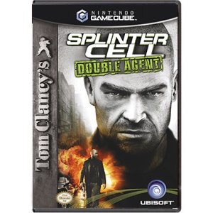 Jogo Tom Clancy's Splinter Cell: Double Agent - GC - GameCube