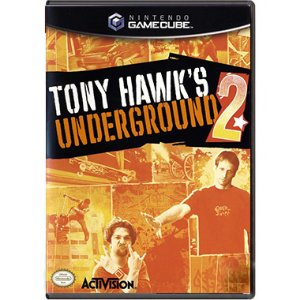 Jogo Tony Hawk's Underground 2 - GC - GameCube