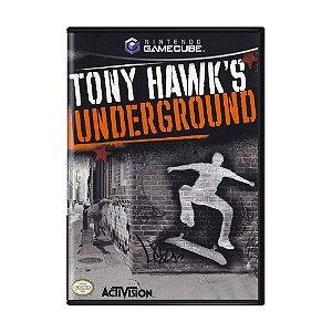 Jogo Tony Hawk's Underground - GC - GameCube