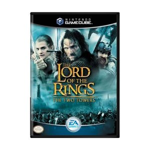 Jogo The Lord of The Rings: The Two Towers - GC - GameCube