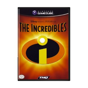 Jogo The Incredibles - GC - GameCube