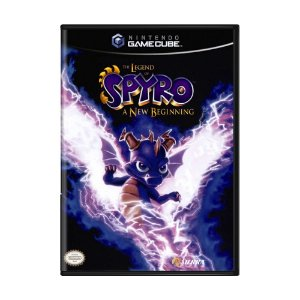 Jogo The Legend of Spyro: A New Beginning - GC - GameCube