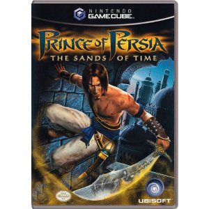 Jogo Prince of Persia: The Sands of Time - GameCube