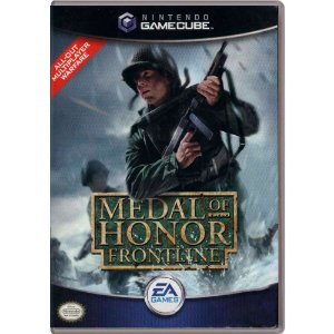 Jogo Medal of Honor: Frontline - GameCube