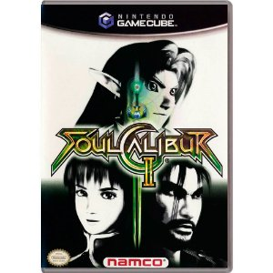 Jogo SoulCalibur II - GC