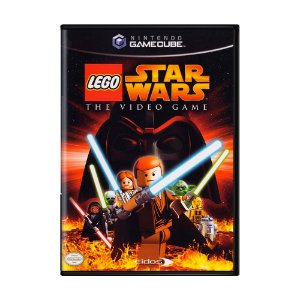 Jogo LEGO Star Wars: The Video Game - GC - GameCube