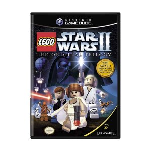 Jogo LEGO Star Wars II: The Original Trilogy - GameCube