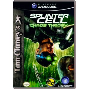 Jogo Tom Clancy's Splinter Cell: Chaos Theory - GameCube