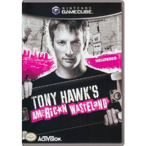 Jogo Tony Hawk's: American Wasteland - GC - GameCube