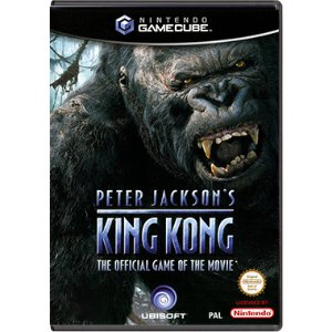 Jogo Peter Jackson's King Kong: The Official Game of The Movie - GC - GameCube