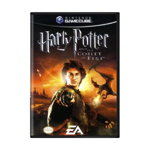 Jogo Harry Potter and The Goblet of Fire - GameCube