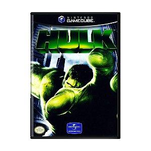 Jogo Hulk - GC - GameCube