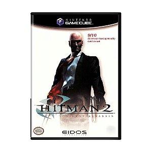 Jogo Hitman 2: Silent Assassin - GC - GameCube