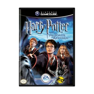 Jogo Harry Potter and The Prisoner of Azkaban - GC - GameCube