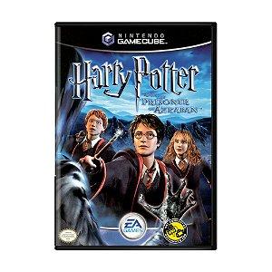 Jogo Harry Potter and The Prisoner of Azkaban - GC - GameCube