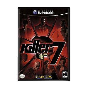 Jogo Killer 7 - GameCube
