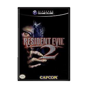 Jogo Resident Evil 2 - GameCube