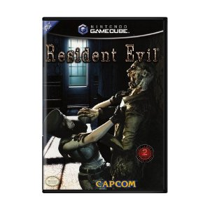 Jogo Resident Evil - GC - GameCube