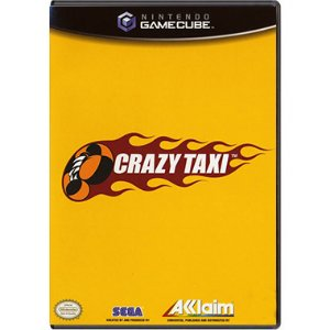Jogo Crazy Taxi - GC - GameCube