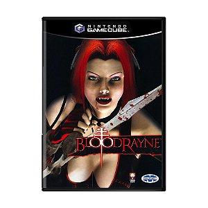 Jogo Bloodrayne - GC - GameCube