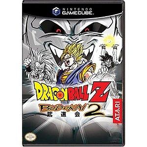 Jogo Dragon Ball Z: Budokai 2 - GameCube