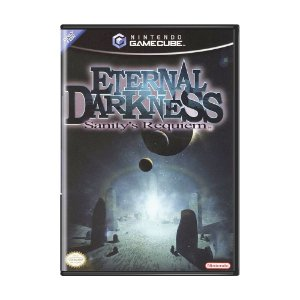 Jogo Eternal Darkness: Sanity's Requiem - GC - GameCube