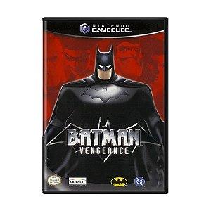 Jogo Batman: Vengeance - GC