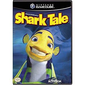 Jogo Shark Tale - GC - GameCube