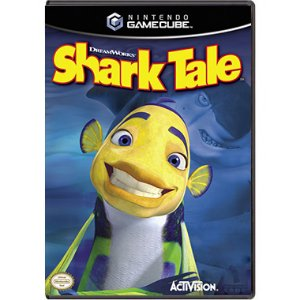 Jogo Shark Tale - GC
