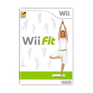 Jogo Wii Fit - Wii