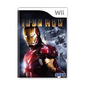 Jogo Iron Man - Wii
