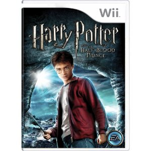 Jogo Harry Potter: And the Half Blood Prince - Wii