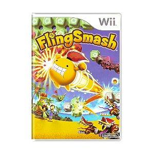 Jogo Fling Smash - Wii