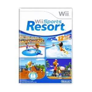 Jogo Wii Sports Resort - Wii