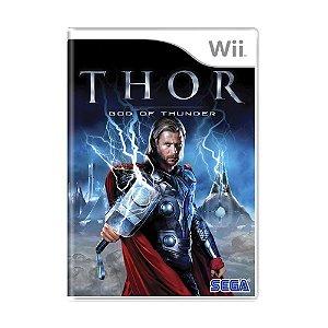 Jogo THOR: God of Thunder - Wii