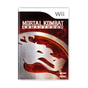 Jogo Mortal Kombat: Armageddon - Wii