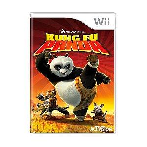Jogo Kung Fu Panda - Wii