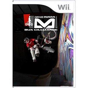 Jogo Dave Mirra: BMX Challenge - Wii