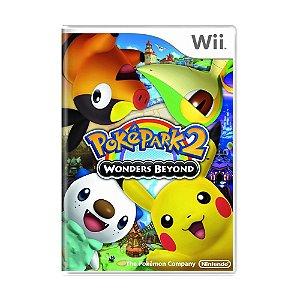 Jogo PokéPark 2: Wonders Beyond - Wii