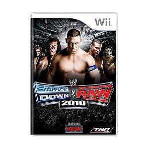 Jogo Smackdown vs. Raw 2010 - Wii