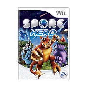 Jogo Spore Hero - Wii
