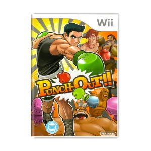 Jogo Punch Out - Wii