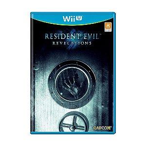 Jogo Resident Evil: Revelations - Wii U