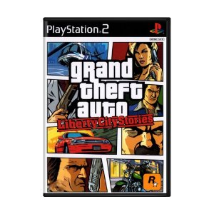 Jogo Grand Theft Auto: Liberty City Stories (GTA) - PS2