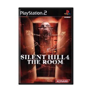 Jogo Silent Hill 4: The Room - PS2
