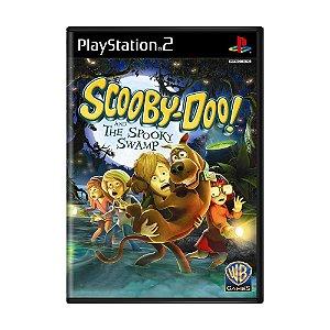 Jogo Scooby-Doo: E o Pântano Assustador - PS2